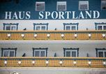 Hôtel Lienz - Hotel Sportland & Outdoor-Center-2