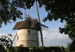 Location vacances Mareuil-Caubert - Auberge du Moulin d'Eaucourt-4