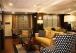 Hôtel Greenville - Hampton Inn Meadville-2