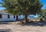 Location vacances Grazalema - Finca el tesorillo-3