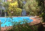 Hôtel Playa del Carmen - Playa Mexican Caribe B&B-3