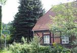 Location vacances Neustadt-Glewe - Kölpiner Forst-3