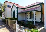 Hôtel Solomontown - Travelway Motel-3