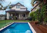Location vacances Chatswood - Luxury Family home with pool & yard-2