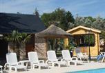 Location vacances Gouville-sur-Mer - Normandie Cottage-4