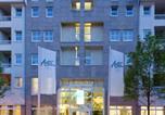 Hôtel Freital - Artis Suite Hotel-2