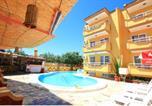 Hôtel Marmaris - Murat Selcuk Apart Hotel-2