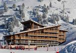 Location vacances Arpaillargues-et-Aureillac - Résidence Chalet des Neiges La Cime des Arcs