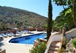 Location vacances Arenas - Los Almendros Rural 2-bedroom apart-1