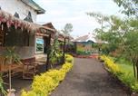 Hôtel Gisenyi - Red Rocks Rwanda - Campsite & Guesthouse-1