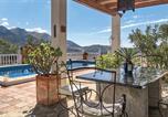 Location vacances Canillas de Albaida - Casa Albaida-4