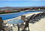 Location vacances Todos Santos - Villa Valencia - Private pool and ocean view-2