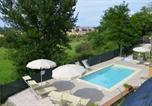 Location vacances Siena - Holiday home Siena 20 with Outdoor Swimmingpool-2