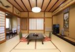 Hôtel Matsumoto - Onoue-no-yu Ryokan-4