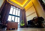 Location vacances Qingyuan - Guangzhou Conghua Ming Yue Royal Villa-2