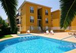 Location vacances l'Alfàs del Pi - Apartamentos Albir Costa Verde-4