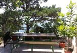Village vacances Croatie - Apartments Buffet 2b-4