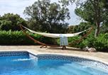 Location vacances Alhama de Granada - Villa Valparaiso-4
