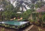 Location vacances Tegallalang - Villa Mahesa-2