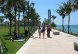 Hôtel Key Biscayne - South Beach Deco Penthouse Suites-3