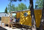 Camping  Acceptant les animaux Marseillan - Camping Les Sablettes-2