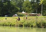 Camping en Bord de lac Damiatte - Camping La Bastide-1