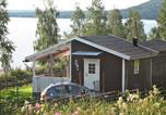 Location vacances Berg - One-Bedroom Holiday home in Svenstavik-2