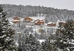 Location vacances Dommartin - Joli chalet à Pyrénées 2000-1