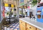 Hôtel Greenville - Americas Best Value Inn Greenville-1