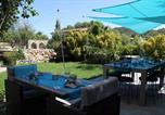 Location vacances Moulès-et-Baucels - Le Jardin aux Sources-4
