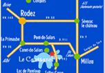 Camping Prades-Salars - Castel Le Caussanel-3