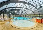 Camping avec Piscine Pont-Scorff - Camping Le Kergariou-1