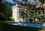 Hôtel Rochemaure - Villa Magnolia Parc-4