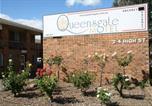 Hôtel Queanbeyan East - Queensgate Motel-1