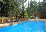 Hôtel Safed - Aley Daphna-1