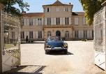 Hôtel Cazaux-Villecomtal - Château de Pallanne-3