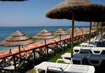 Hôtel Ricadi - Stromboli Beach Tropea-2
