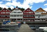 Hôtel Etne - Tysnes Sjø og Fritid-1