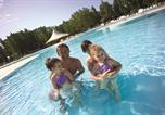 Camping avec Club enfants / Top famille Montblanc - La Carabasse-2