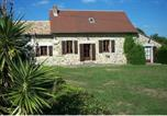 Location vacances Nontron - Holiday Home Beynac Cottage Saint Saud Lacoussiere-4