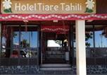 Hôtel Maharepa - Hotel Tiare Tahiti-4