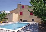 Location vacances Montjoyer - Holiday home Chemin du Pontillard-2