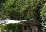 Camping Plage de Juan les pins - Camping Sites et Paysages Les Pinèdes-2