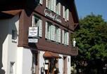 Location vacances Königsfeld im Schwarzwald - Schwarzwaldgasthaus Linde-4