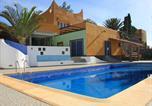 Location vacances Ingenio - Holiday Home Ingenio 2508-1