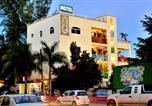 Hôtel Playa del Carmen - Adventure Experience Hotel-4