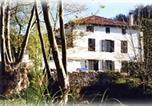 Hôtel Hasparren - Chambre d'Hôtes Moulin Urketa-2