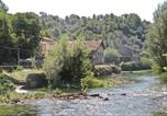 Location vacances Saumane-de-Vaucluse - Holiday home Fontaines de Vaucluse M-878-2