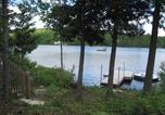 Location vacances Saint-Michel-des-Saints - Les Chalets du Lac Grenier-4