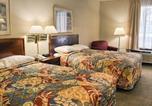 Hôtel Ashland - Rodeway Inn Richmond-2